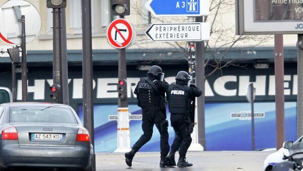 El autor del ataque al supermercado judío en París ha matado a los rehenes - Sputnik Mundo