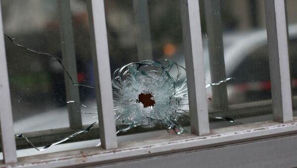 Ataque contra el semanario satírico francés Charlie Hebdo en enero de 2015 - Sputnik Mundo
