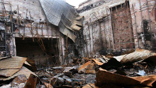 Rusia abre una causa penal por genocidio de rusoparlantes en Donbás - Sputnik Mundo