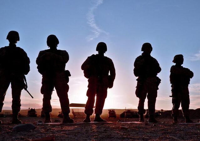 Marines de EEUU (archivo)