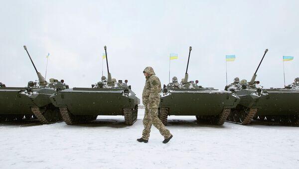 Kiev ve posible la ruptura de la tregua tras el ataque a un autobús en Donbás - Sputnik Mundo