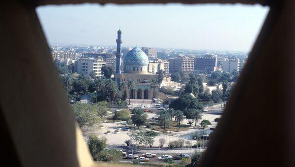 Bagdad, la ciudad más grande de Irak - Sputnik Mundo