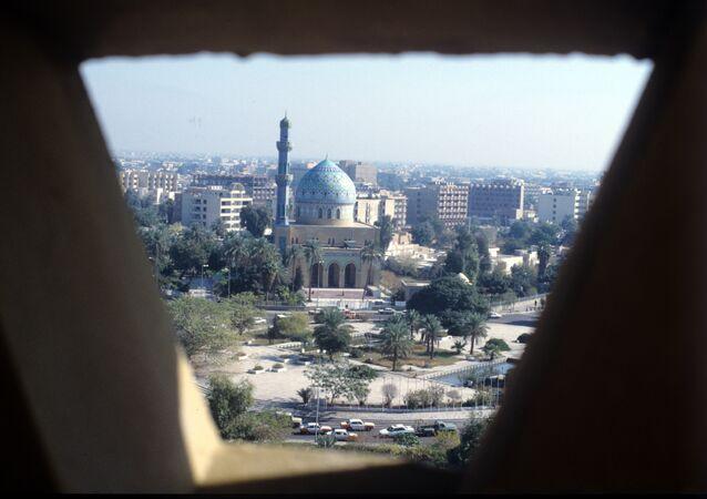 Bagdad, la ciudad más grande de Irak