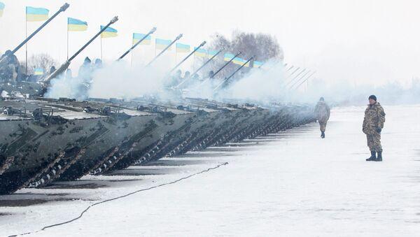 Donbás, una guerra hasta quemar el último cartucho - Sputnik Mundo