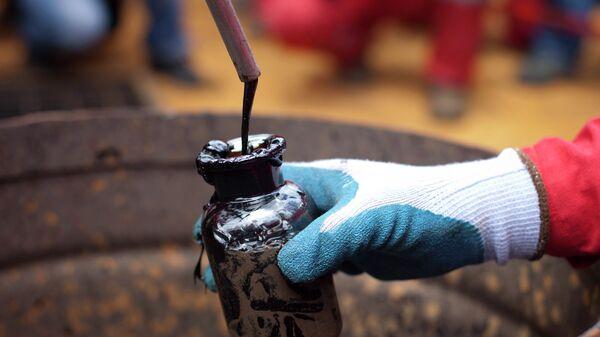 El titular de Energía ruso y el venezolano discuten en Moscú los precios del petróleo - Sputnik Mundo