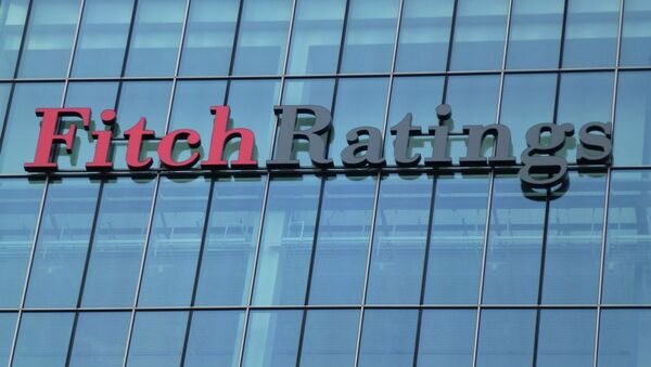 Fitch Ratings - Sputnik Mundo