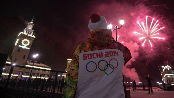 Sochi acoge a más de 200.000 turistas durante las fiestas navideñas - Sputnik Mundo