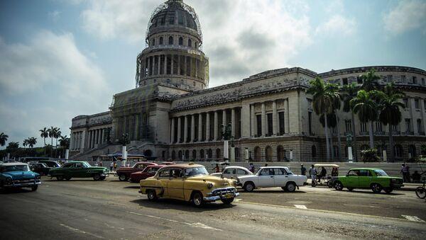 Capitolio de La Habana - Sputnik Mundo
