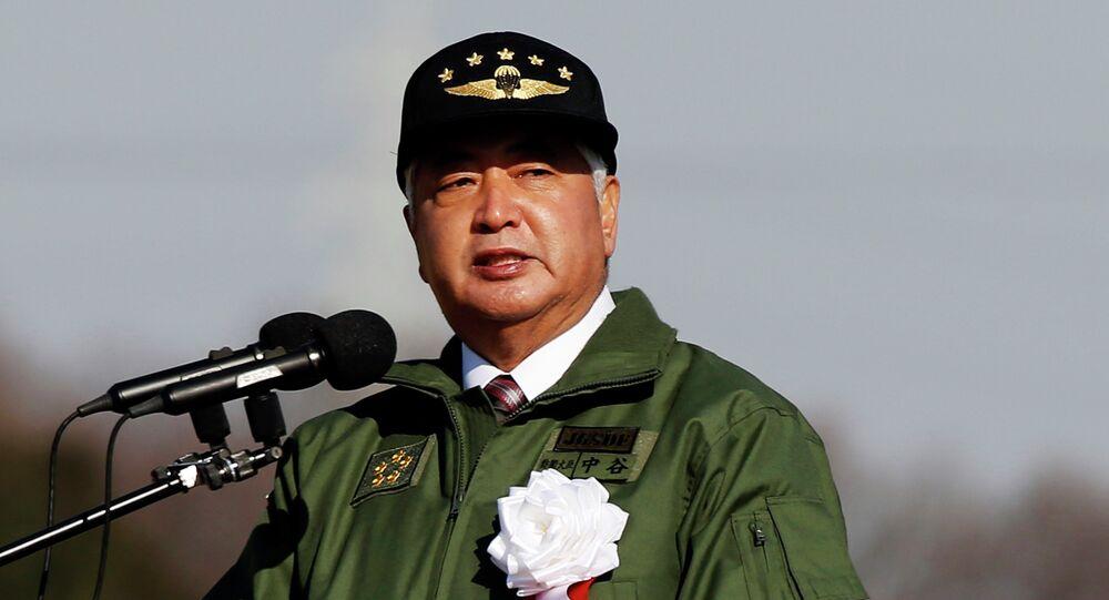Gen Nakatani, ministro de Defensa de Japón