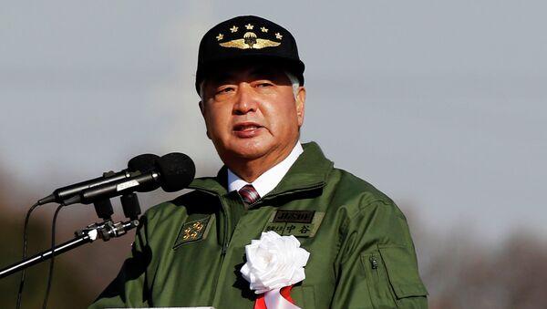 Gen Nakatani, ministro de Defensa de Japón - Sputnik Mundo
