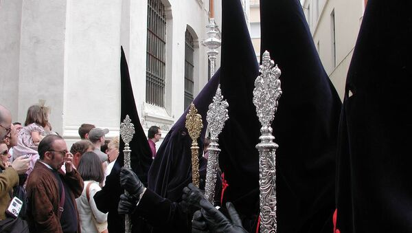 Semana Santa en Sevilla - Sputnik Mundo