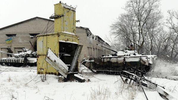 El Servicio de Seguridad de Kiev niega el uso excesivo de la fuerza en Donbás - Sputnik Mundo