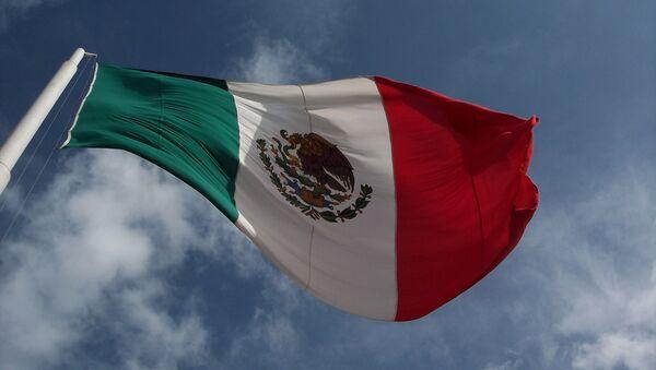 Bandera de México - Sputnik Mundo