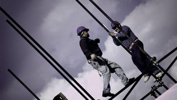 México entre los cinco países con menor tasa de desempleo de la OCDE - Sputnik Mundo