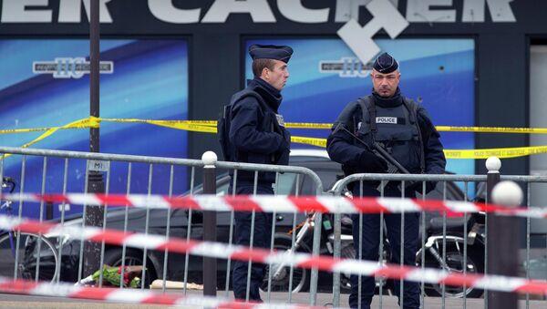 Tribunales franceses abren 54 expedientes por apología del terrorismo - Sputnik Mundo