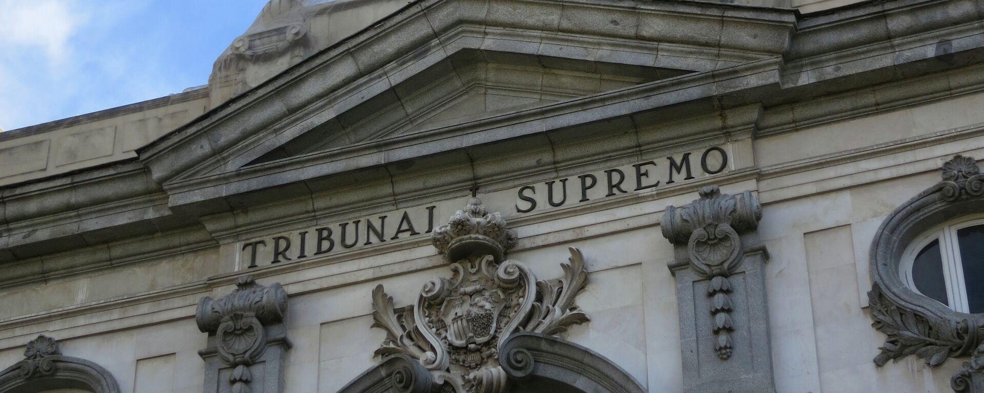 Tribunal Supremo de España - Sputnik Mundo, 1920, 26.05.2021