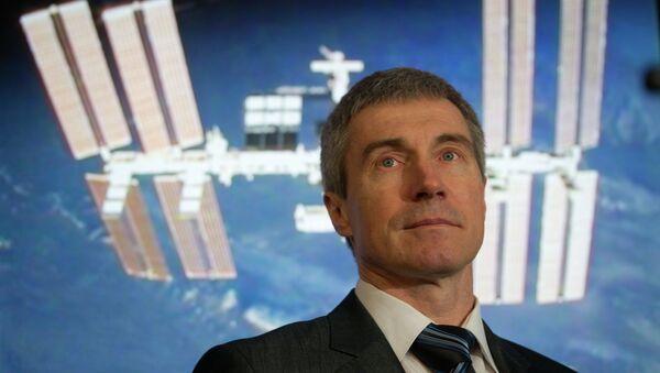 Serguéi Krikalev, cosmonauta ruso - Sputnik Mundo