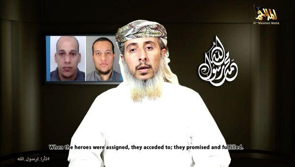 Nasr bin Ali al Anesi, líder de AQPA - Sputnik Mundo