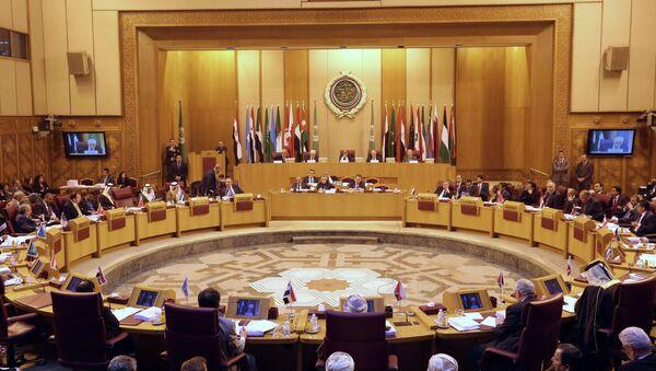 Reunión de los primeros ministros de los paises de la Liga Árabe - Sputnik Mundo