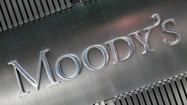 Moody's Investors Service said Tuesday it had downgraded to Baa2 from Baa1 the foreign currency rating of Russia's energy giant - Sputnik Mundo