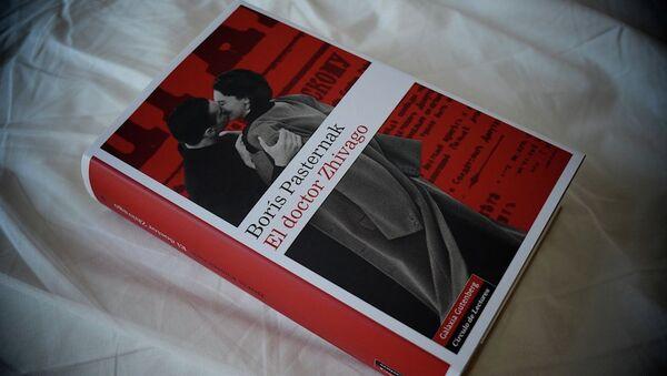 Novela Doctor Zhivago de Borís Pasternak - Sputnik Mundo