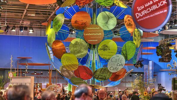 Semana Verde-2013 - Sputnik Mundo