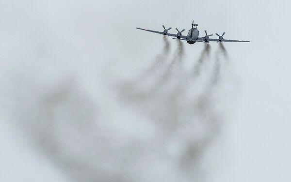 Avione antisubmarino Il-38N - Sputnik Mundo