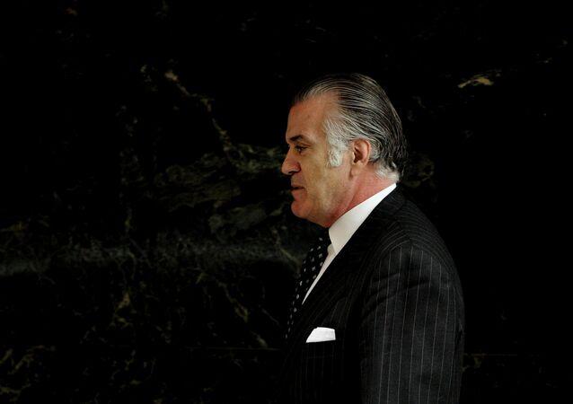 Ex tesorero del PP, Luis Bárcenas