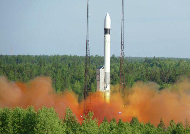Cohete de clase ligera Rokot