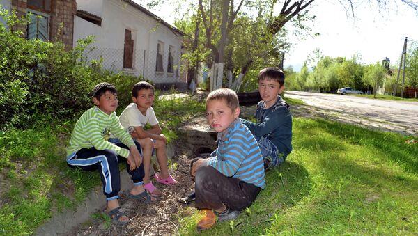 El Gobierno kirguís preocupado por el problema de maltrato al menor - Sputnik Mundo