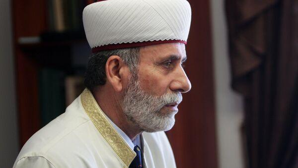 Emiralí Abláev, muftí de Crimea - Sputnik Mundo
