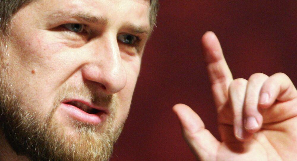 Ramzán Kadírov, dirigente de Chechenia