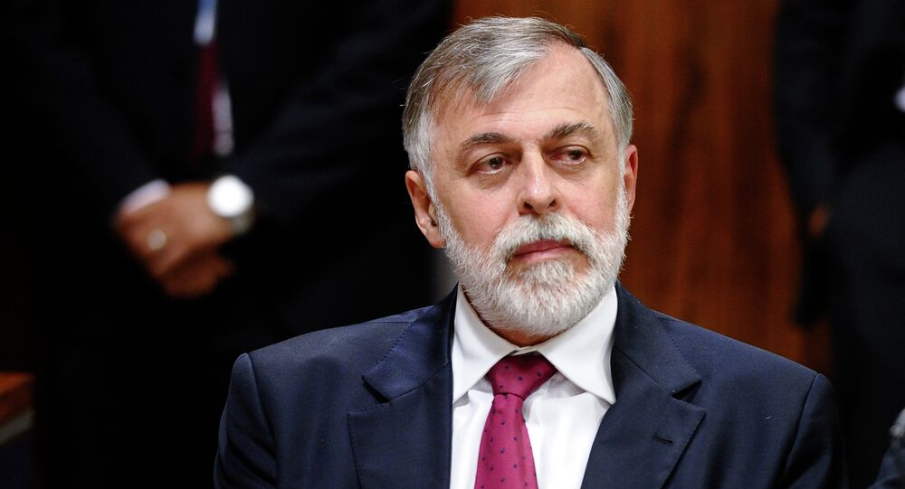 Paulo Roberto Costa, exdirector de Petrobras