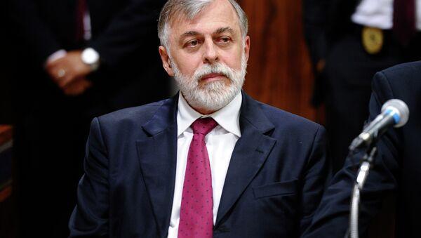 Paulo Roberto Costa, exdirector de Petrobras - Sputnik Mundo