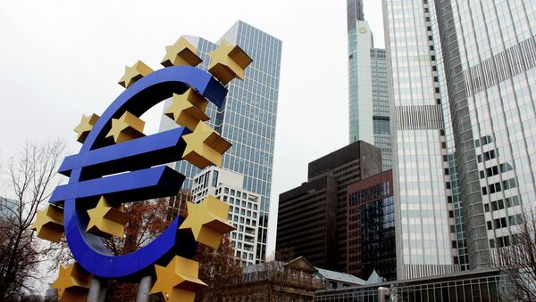 Banco Central Europeo (archivo) - Sputnik Mundo