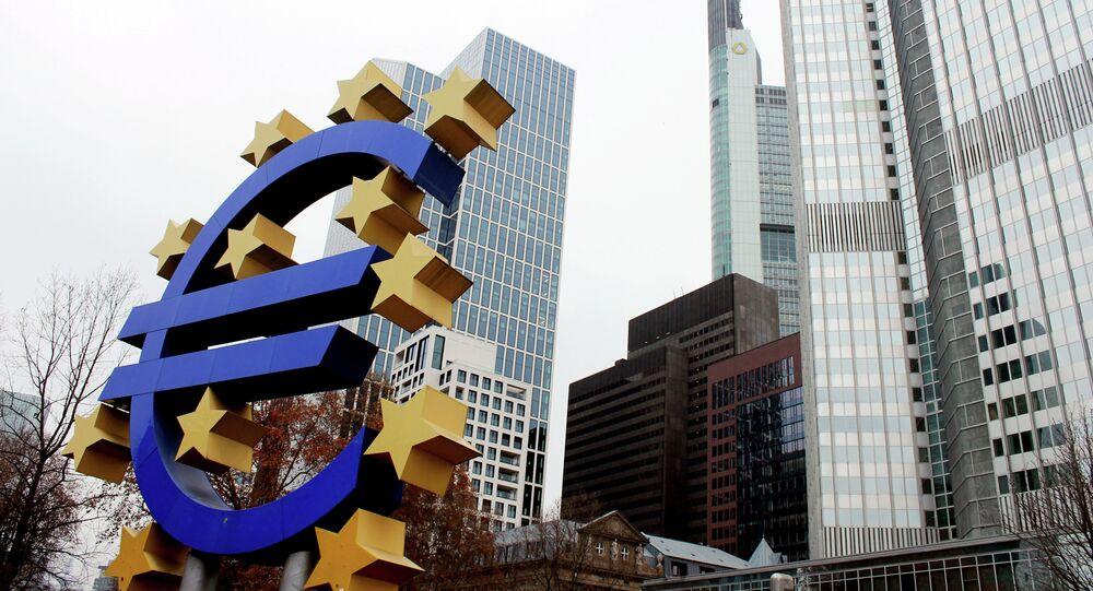 Banco Central Europeo (archivo)