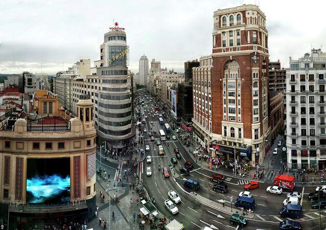 Madrid, la capital de España