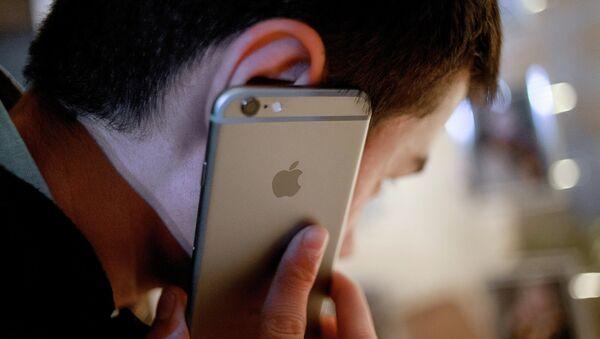 Apple desbanca a la competencia en el mercado de smartphones ruso - Sputnik Mundo