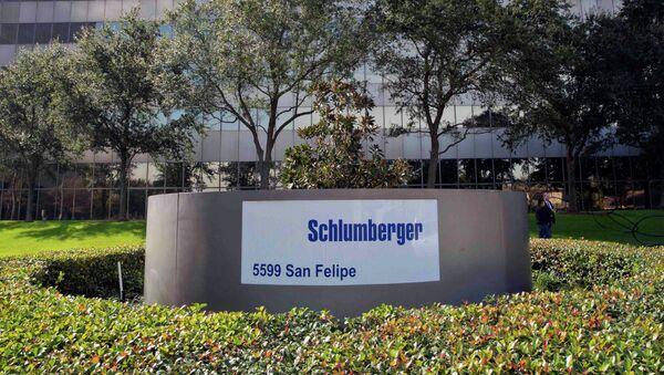 Sede de la petrolífera alemana Schlumberger - Sputnik Mundo