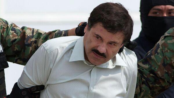 Joaquin El Chapo Guzman (archivo) - Sputnik Mundo
