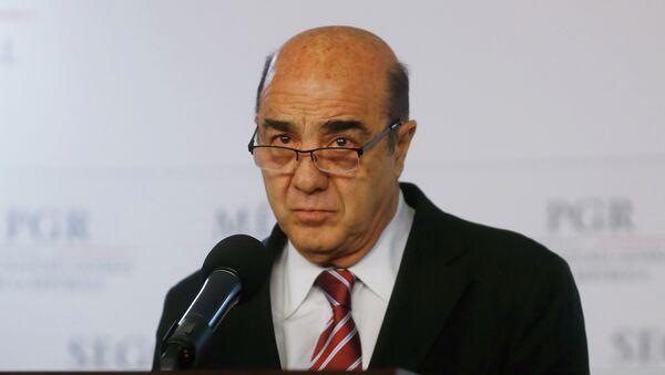 Procurador General de la República, Jesús Murillo Karam - Sputnik Mundo