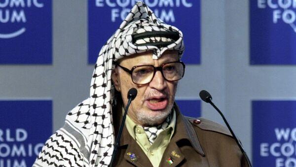 Yasir Arafat - Sputnik Mundo