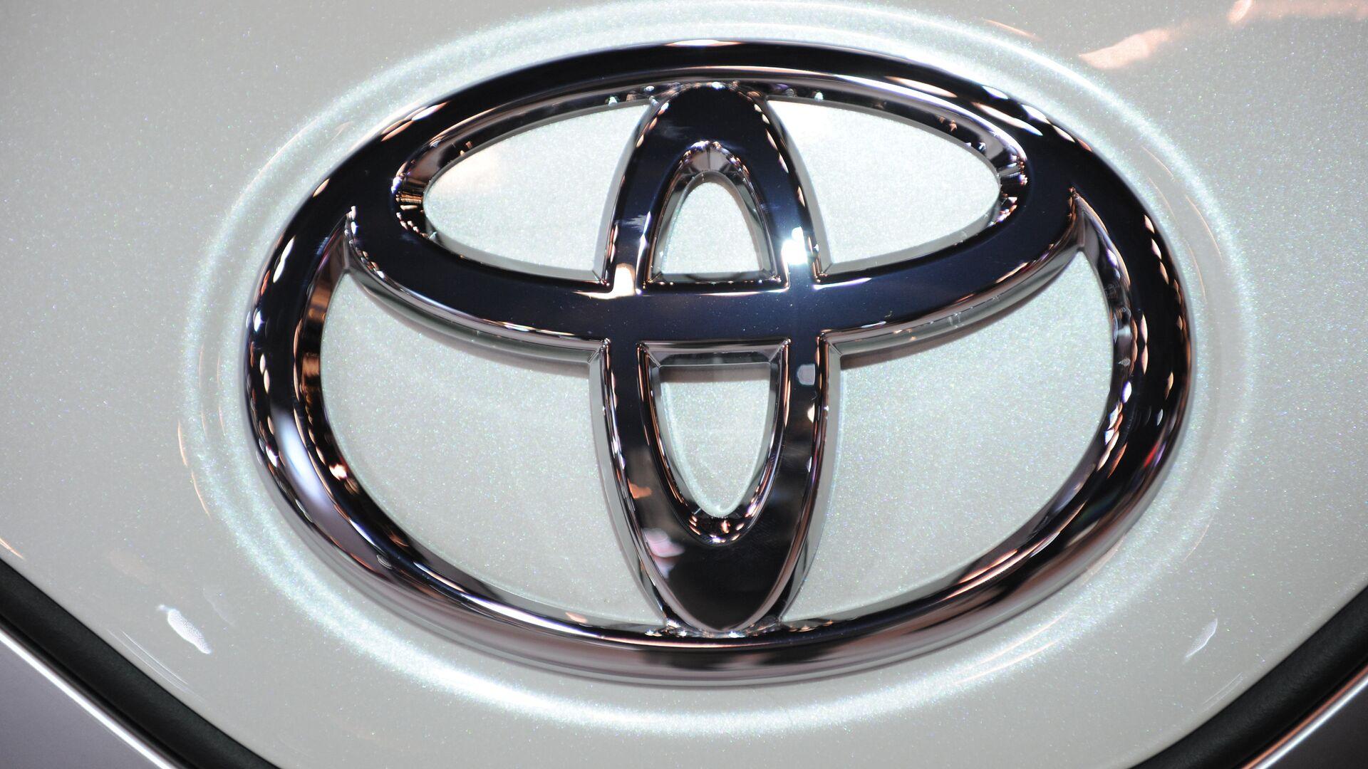 Toyota Motor отзывает по всему миру более 1 млн автомобилей Avensis - Sputnik Mundo, 1920, 18.05.2021