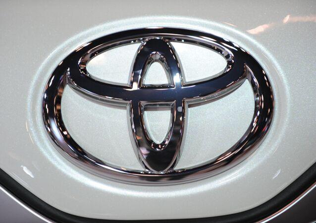 Logo de Toyota