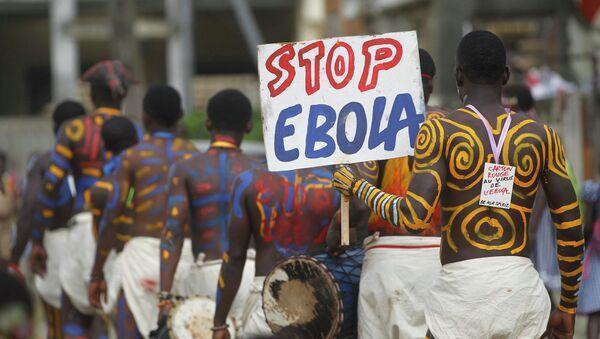 La lucha contra el ébola en África Occidental requiere 1.000 millones de dólares - Sputnik Mundo