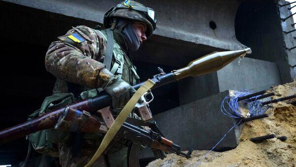 Las milicias contabilizan en 962 las bajas militares ucranianas del 13 al 19 de enero - Sputnik Mundo