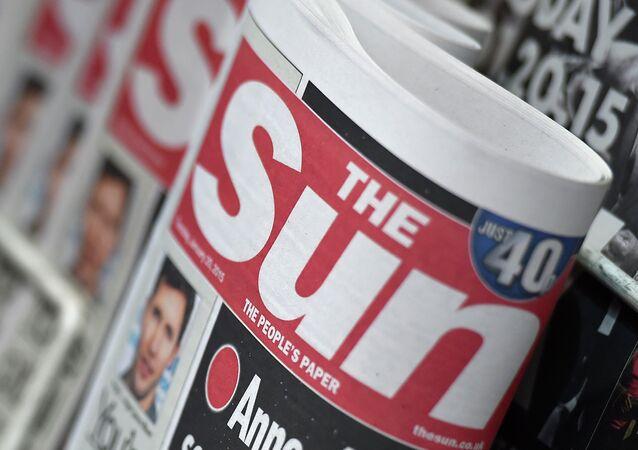 The Sun, tabloide británico