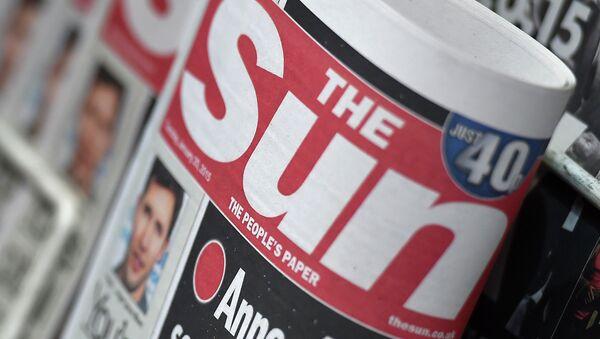 the sun - Sputnik Mundo