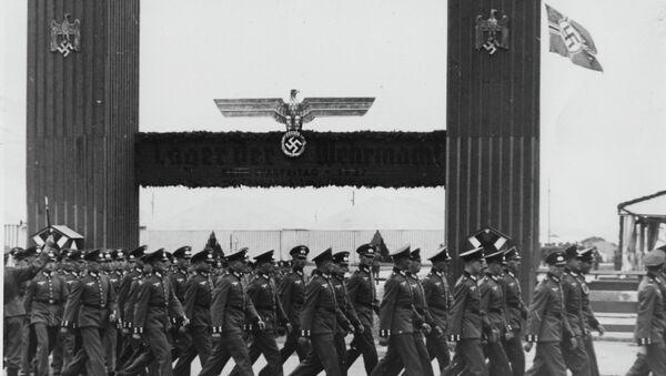 Alemania nazi - Sputnik Mundo