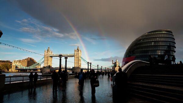 London Town - Sputnik Mundo
